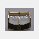 Zenith buckle gold plated