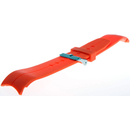 Rubber Submariner Taucherarmband für Luxusuhren 20 mm Orange
