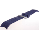 Rubber Submariner Taucherarmband für Luxusuhren 20 mm Blau