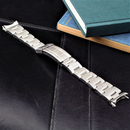 Steel bracelet 20 mm brushed compatible to Rolex Submariner