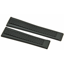 TAG Heuer rubber watch band black for Monaco Cal. 12 CAW21xx