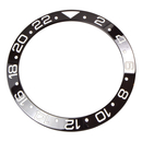 Ceramic bezel inlay black compatible to Rolex GMT-Master