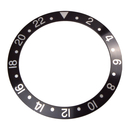 Bezel inlay black compatible to Rolex GMT-Master I 1675...