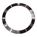 Bezel inlay for Rolex sport model Black Submariner 16610,...