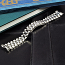 Steel bracelet compatible with Rolex DayDate President...