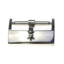 ZENITH pin buckle steel polished