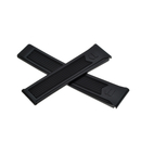 TAG Heuer rubber watch band black for Formula 1 CAU2012