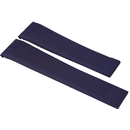 TAG Heuer rubber watch band blue for Aquaracer WAJ2115,...