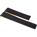 TAG Heuer rubber watch band black/yellow for Aquaracer...