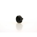 Waterproof crowns black with gasket 3.0 - 5.5 mm