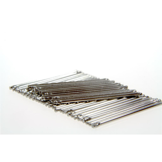 Band pin ejector De Luxe + band splints for metal bands 50 pcs.