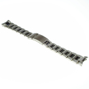 Steel bracelet with folding clasp SEL Oyster style 20 mm...