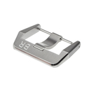 Genuine BELL & ROSS pin buckle 24 mm steel brushed for BR...