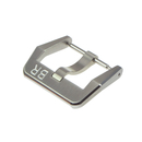 Genuine BELL & ROSS pin buckle 18 mm steel brushed for...