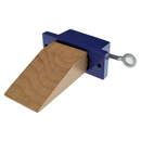 AURIFEX Jewellers hardwood bench peg with metal holder