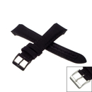 FORTIS Cordura watchstrap black 20 mm for B-42 Pilot and...