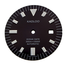 KADLOO Ocean Date dial for ETA 2824-2 and other movements