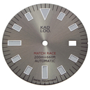 KAD LOO Match Race dial for ETA 2824-2 and other movements
